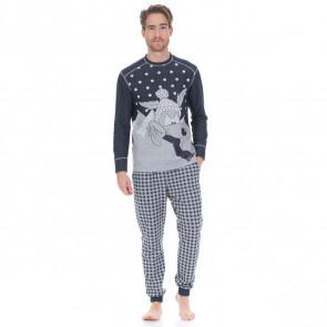 7243b5772a Non pensiamo più al pigiama dell'ospedale, anche nella collezione di pigiami  maschili troviamo una vasta selezione di prodotti; da quelli più simpatici  di ...